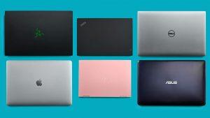 marketing mix of laptops