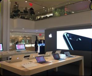 marketing mix of laptops 2018