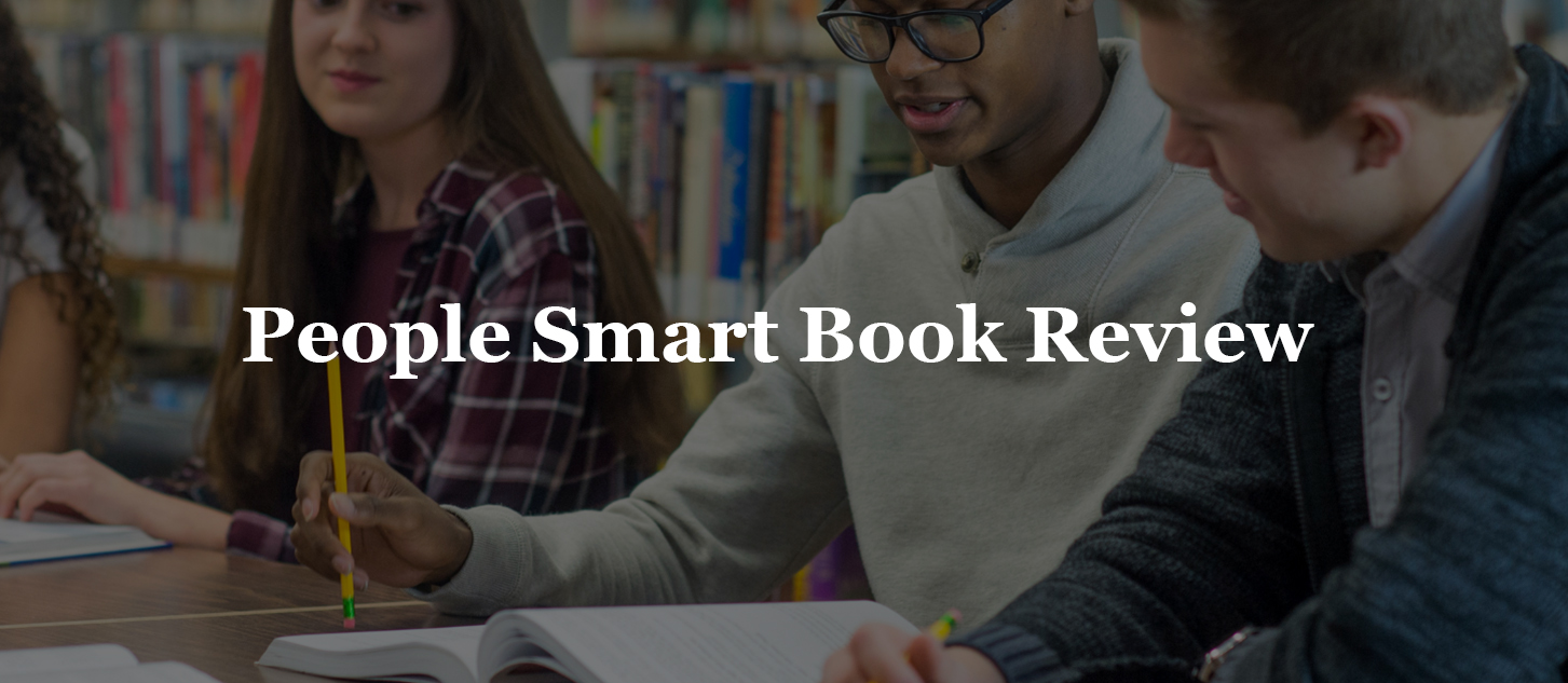 People Smart Book Review