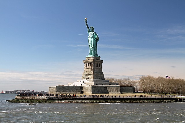 statue-of-liberty-my dream vacation essay, vacation Essay, essay about travel