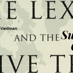the lexus and olive tree book study guide