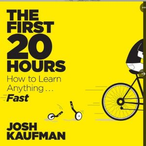 The First 20 hours Book summary
