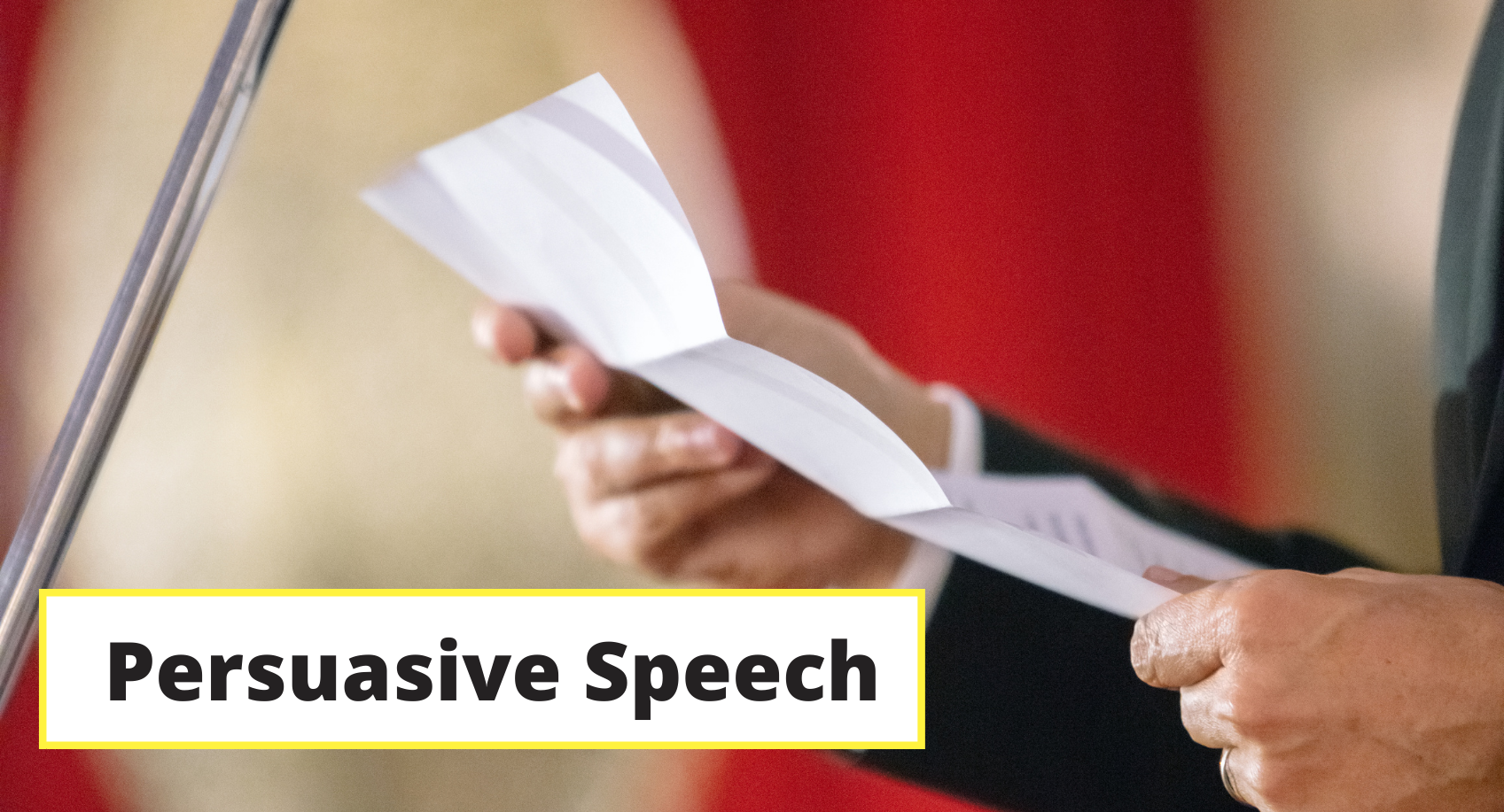 50 Best Persuasive Speech Essay topics ideas and writing tips
